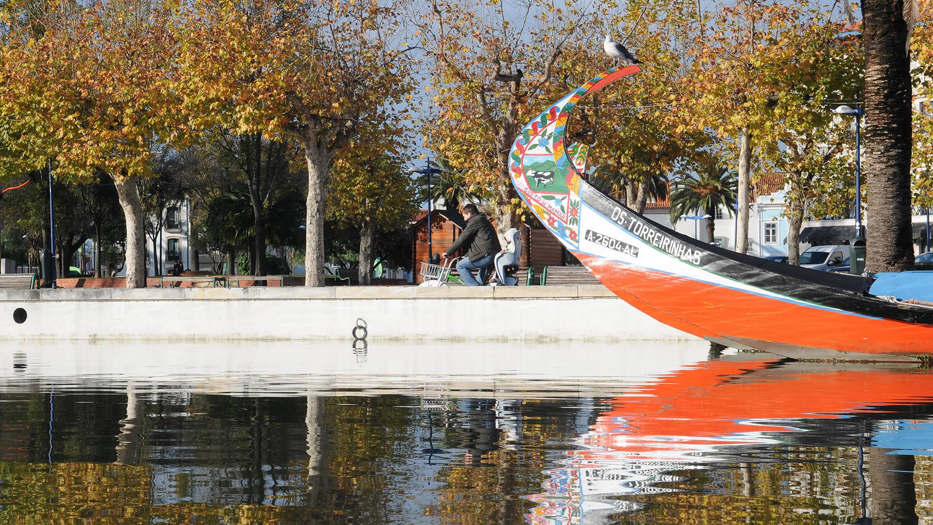 Aveiro -  Barco Moliceiro