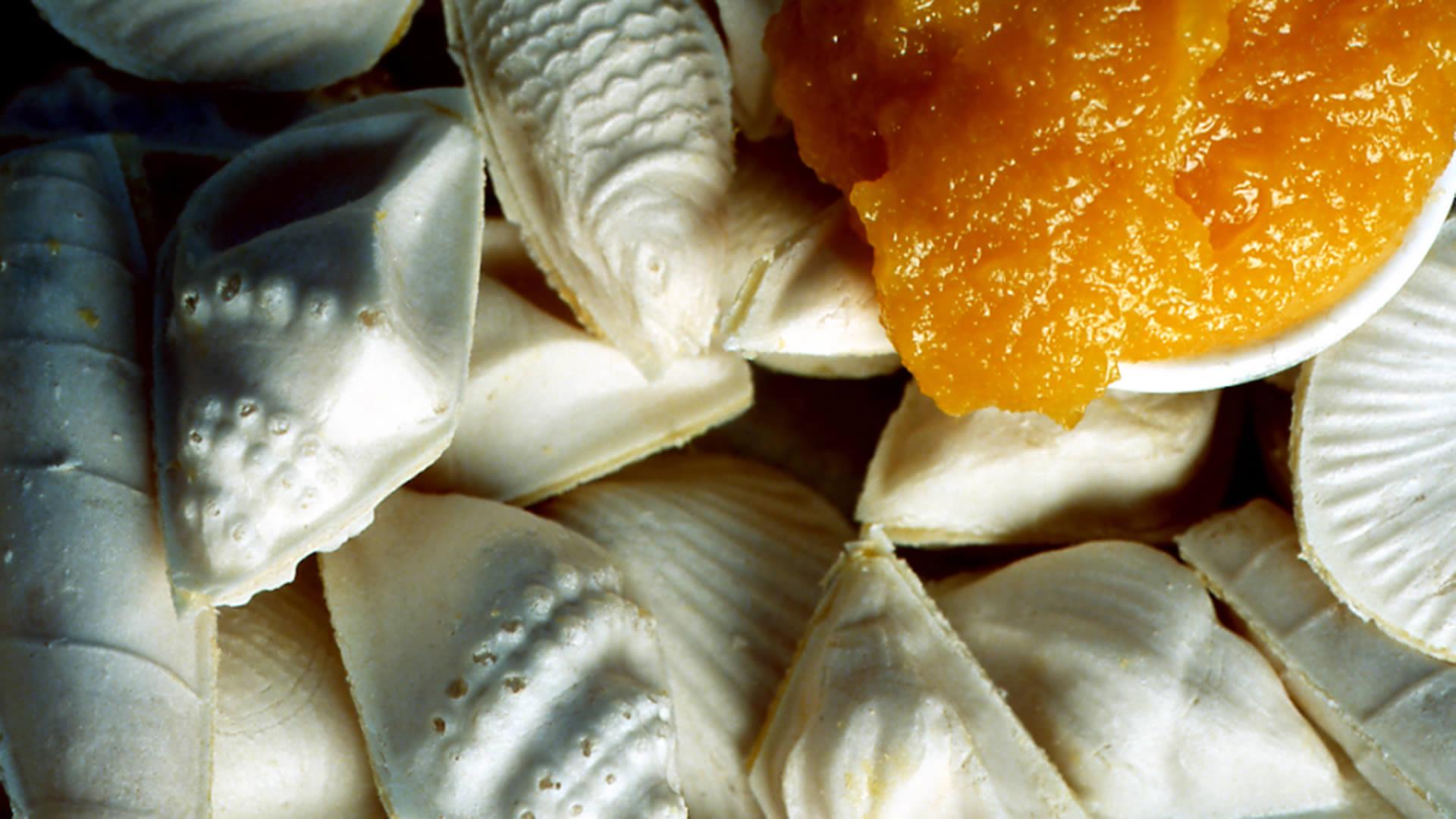 Gastronomia  -  Ovos Moles